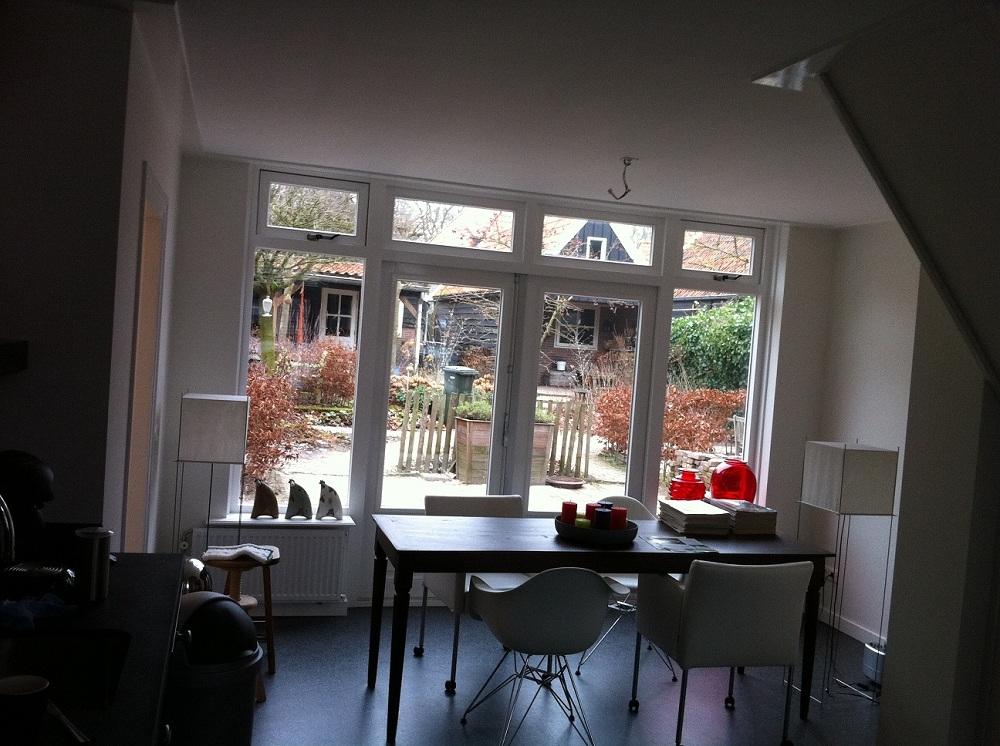 Roeland bouw - Uitbreiding keuken veranda ...